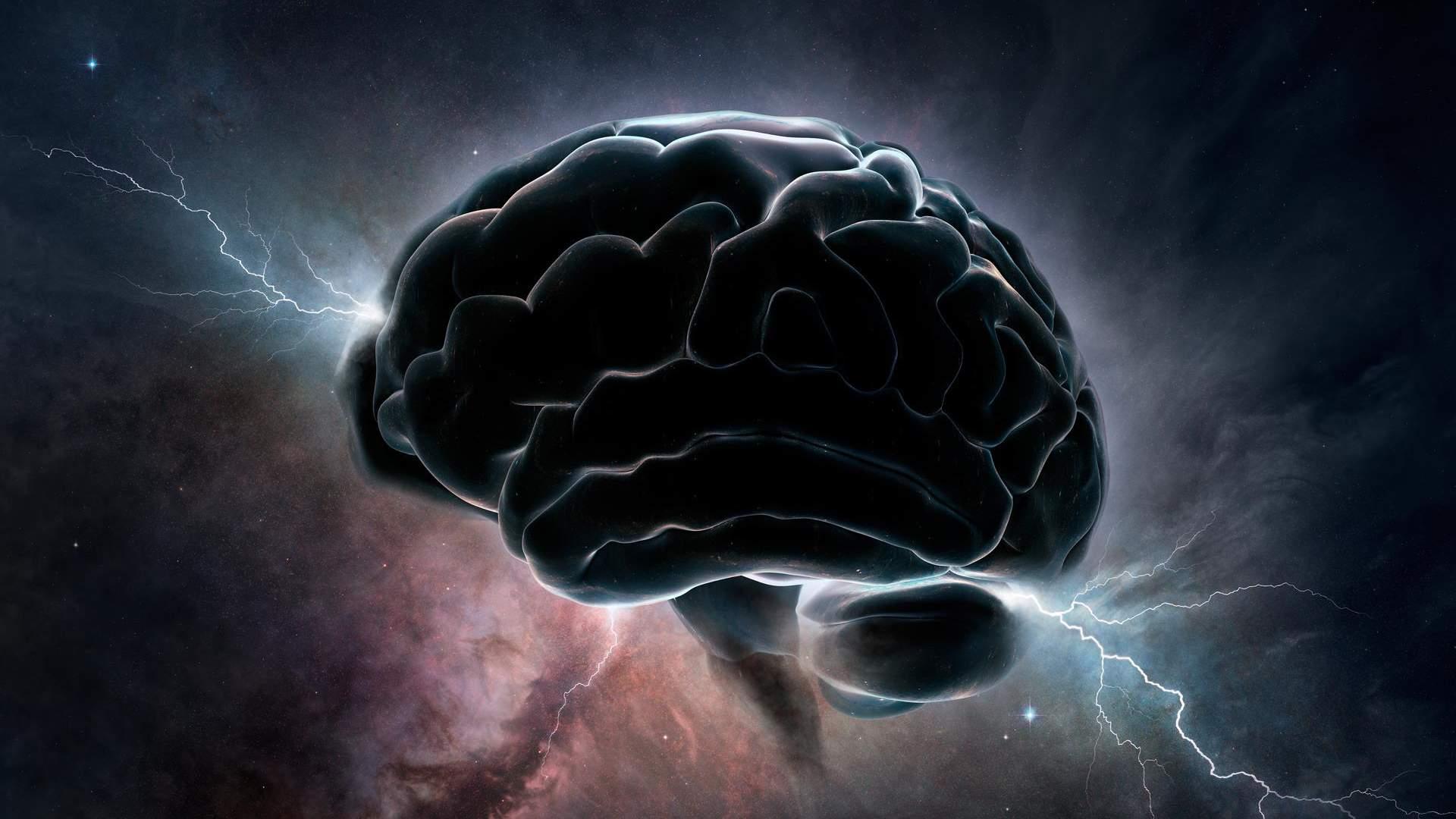 мозг и вселенная картинка сих пор