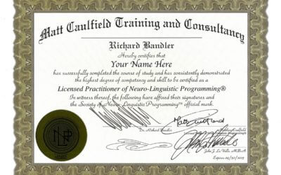 НЛП-Практик: Лицензированный Тренинг-Интенсив