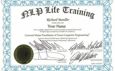 Лицензированный Мастер Нейро-Лингвистического Программирования
